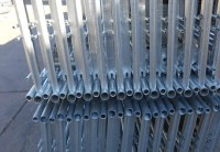 Cadre vertical échafaudage NEUF Rux Super 214m²