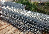 Poutre-occasion-Layher-echafaudage-aluminium-acier