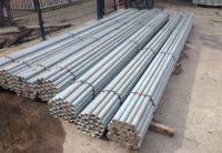 Tube acier occasion 3,50m et 5,00m - Tres bon etat - Grande quantité disponible - Livraison possible