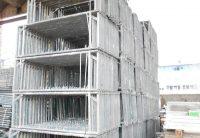 Cadre vertical d'occasion Hünnebeck Echafaudage pas cher