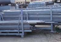 Tube metal 5m occasion echafaudage