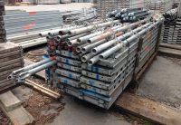 Echafaudage multidirectionnel Layher - Lot de 57m² - Pour les maçons